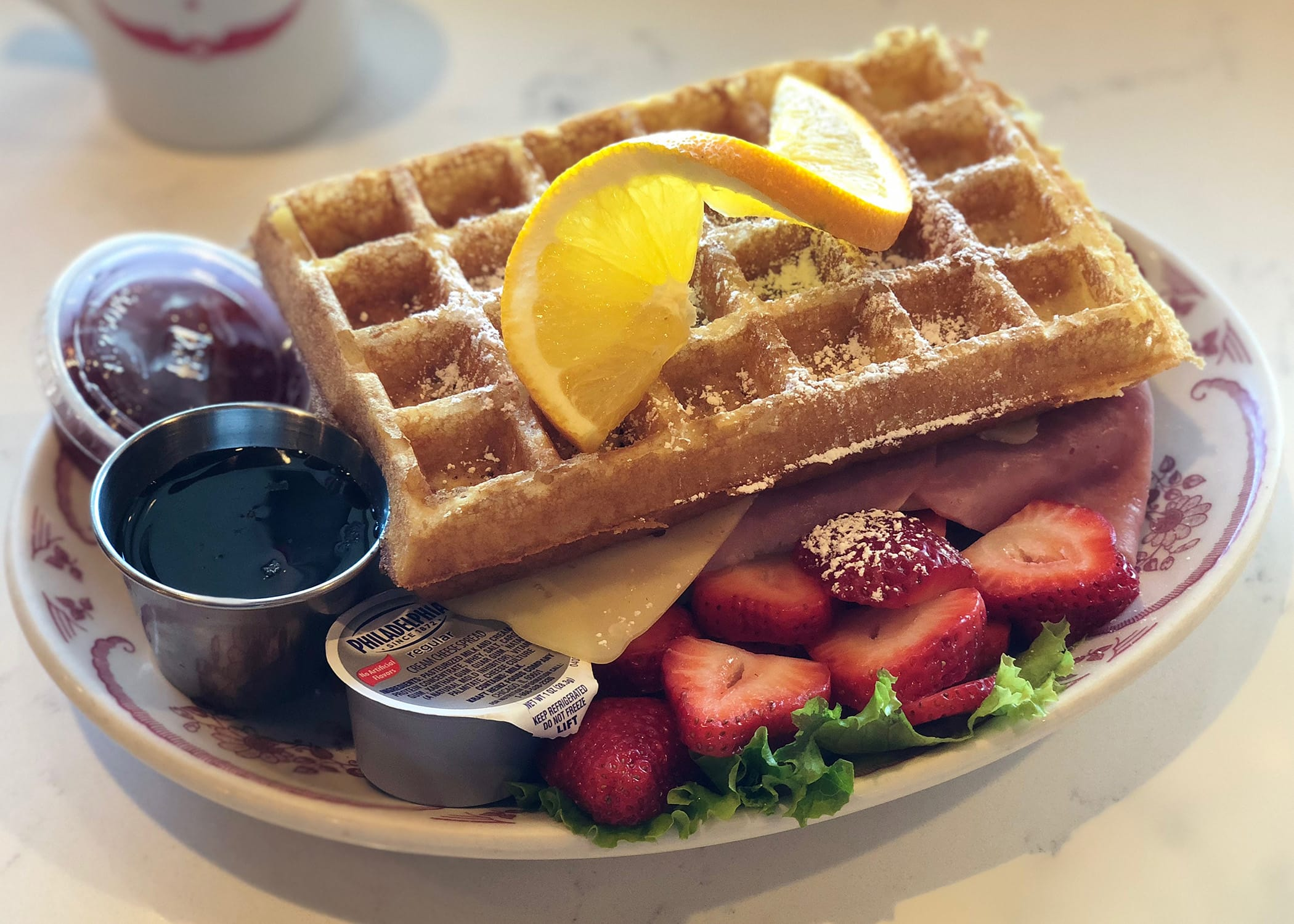 Our History | Belgian Waffle Works Dockside at Lake Arrowhead